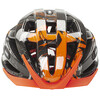 UVEX i-vo c Helmet dark silver-orange
